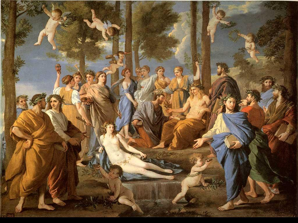 the muses in greek mythology and